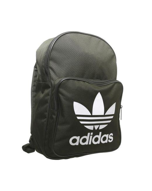 70bb75bcf8 Adidas - Multicolor Classic Trefoil Backpacks for Men - Lyst ...