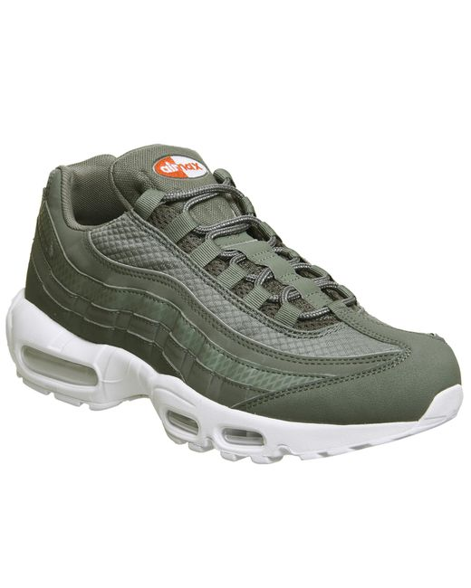 Nike - Green Air Max 95 Trainers for Men - Lyst
