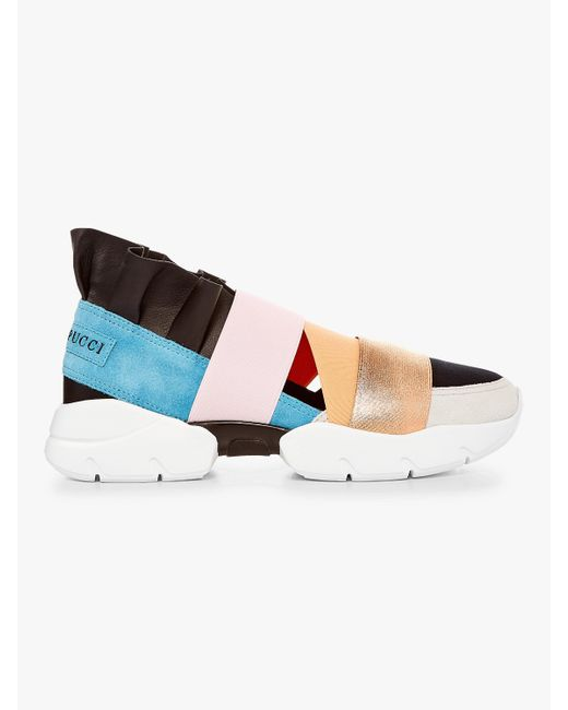 Emilio Pucci - Multicolor Slip On Sneaker - Lyst
