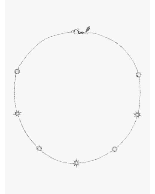 Anzie - Metallic Aztec Celestial Mélange Necklace - Lyst