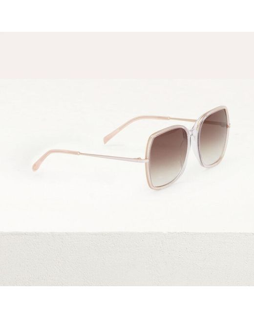 f9c9a1998b9e Maje Pink Sunglasses Maje Pink Sunglasses ...