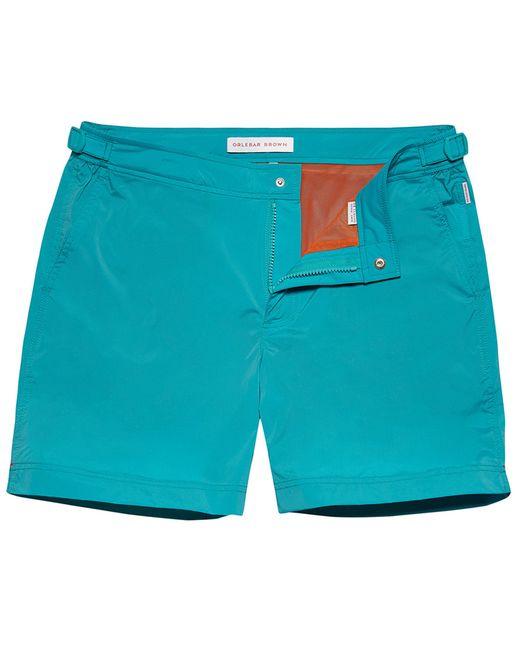 59d165afe6d Orlebar Brown - Blue Bulldog Sport (jack) Azure Mid-length Sport Swim Shorts  ...