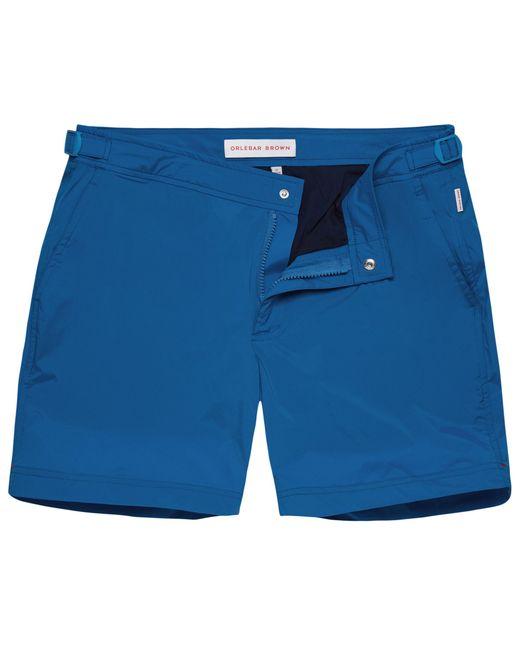 acec68f5f7d72 Orlebar Brown - Blue Bulldog Sport Dark Butterfly Sport Swim Shorts for Men  - Lyst ...