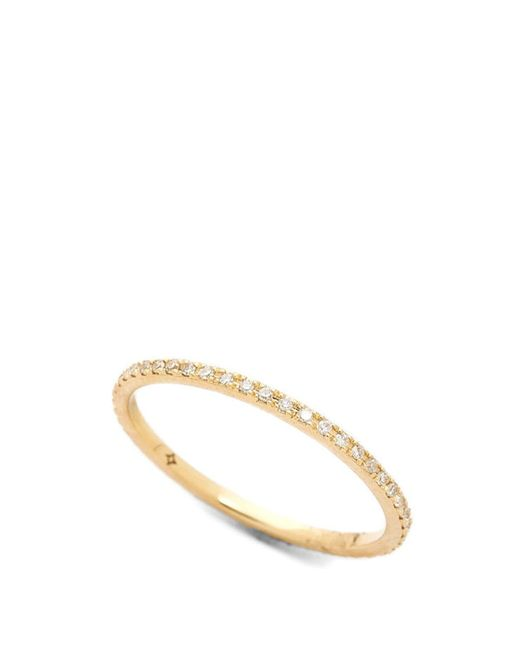EF Collection | Yellow Diamond Eternity Ring | Lyst