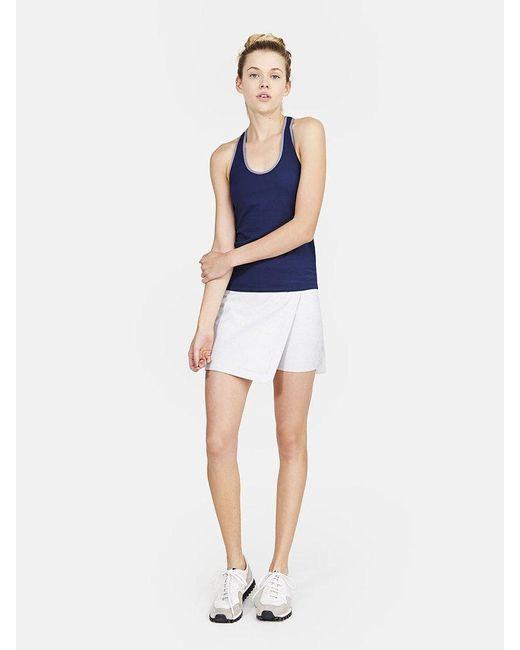 Outdoor Voices | Blue Simple Bra Tank | Lyst