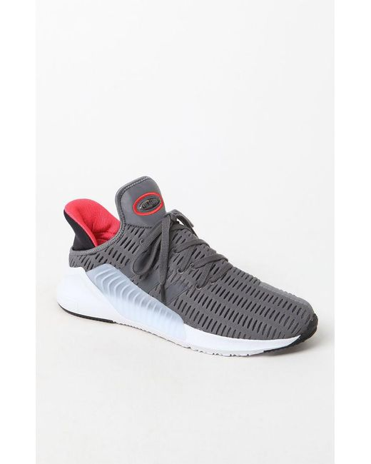 Men's Climacool 02.17 Gray Shoes