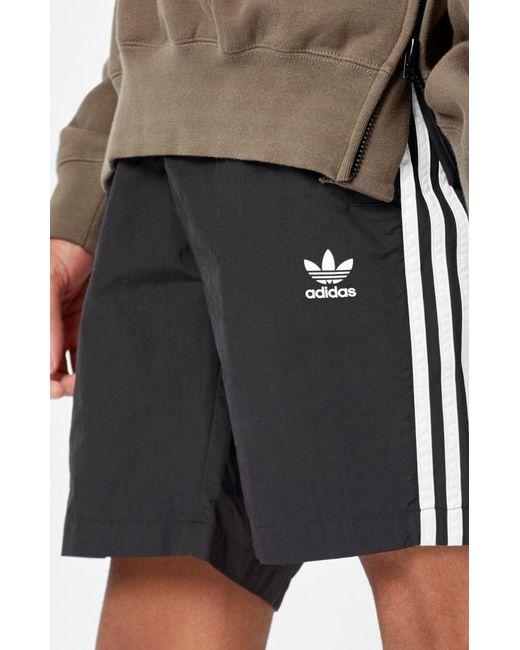 24e62f2ea1 ... Lyst Adidas - Black 3-stripes 19