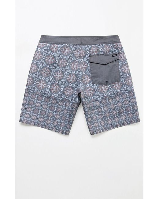4bdaea747a8ee RVCA Morris Trunk in Blue for Men - Save 25% - Lyst