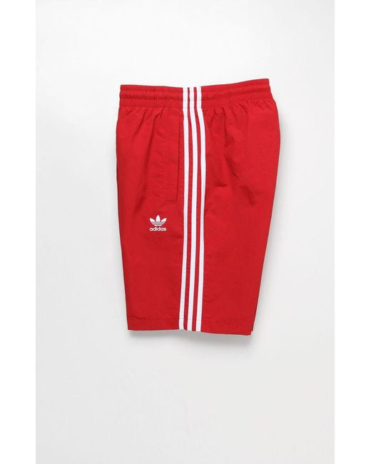 82b0c523d9 ... Lyst Adidas - 3-stripes Red 20