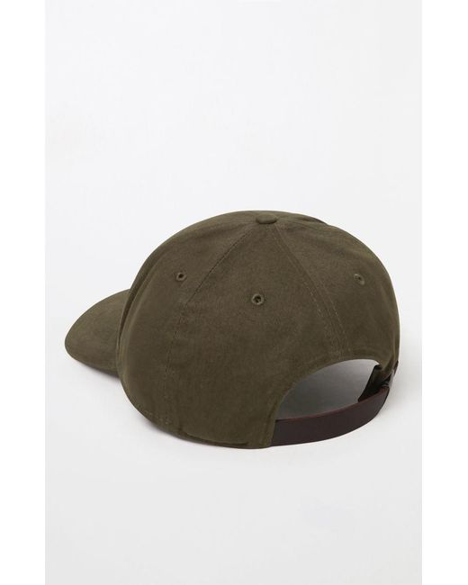 ... Champion - Green Classic Twill C Strapback Dad Hat for Men - Lyst ... c51851f8983f