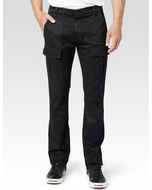 PAIGE - Black Craft Cargo for Men - Lyst