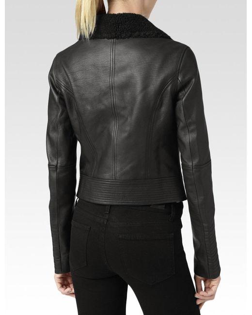 PAIGE | Black Rooney Jacket | Lyst