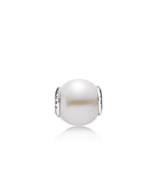 Pandora | White Essence Dignity Charm | Lyst