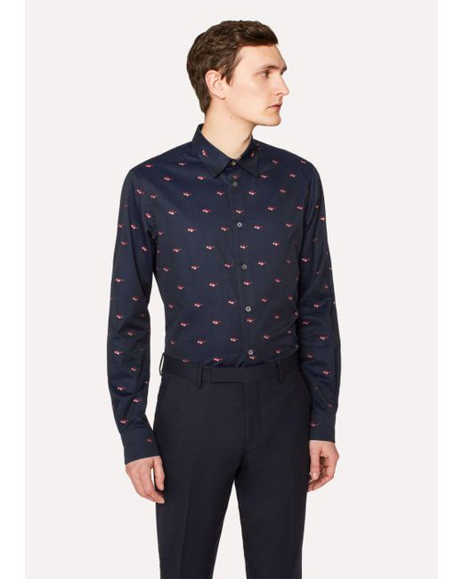 Mens Embroidered ...