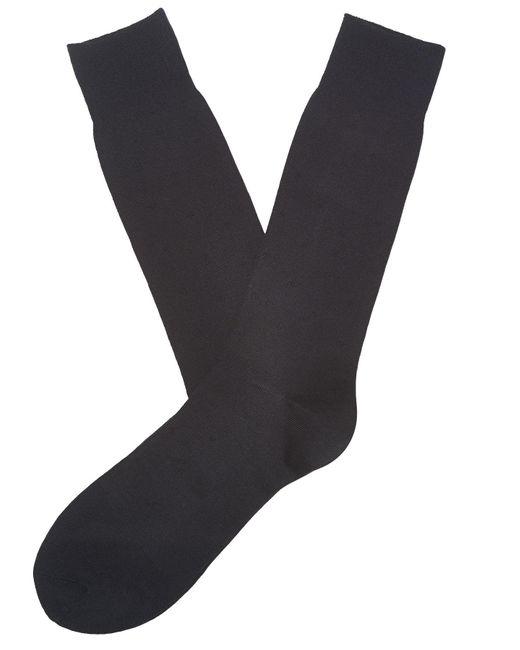 Perry Ellis - Blue Microfiber Luxury Dot Socks for Men - Lyst