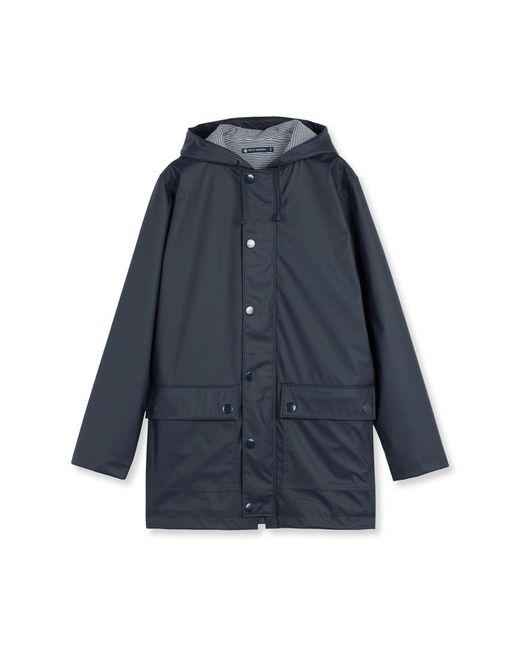 Petit Bateau | Blue Women's Raincoat | Lyst