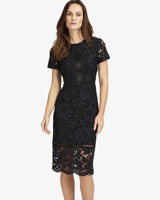 Phase Eight | Blue Darena Lace Dress | Lyst