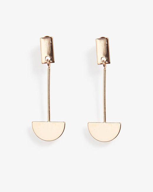 Phase Eight - Multicolor Felicia Long Geo Drop Earrings - Lyst