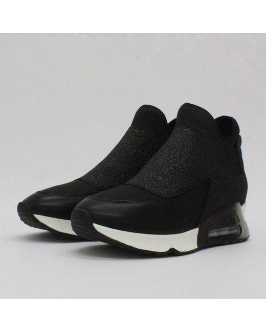 302e1873d86 Ash Lazer Glit Trainer Black in Black for Men - Lyst