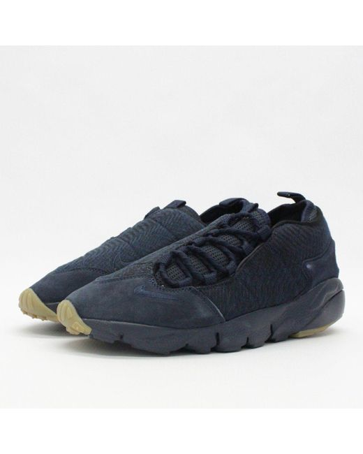 Nike Trainers Nike Air Footscape Nm Prm Jcrd Obsidian 918357