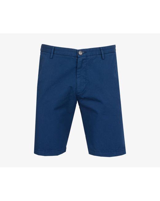 BOSS | 'riceshort 3-d' Classic Walking Short Blue for Men | Lyst
