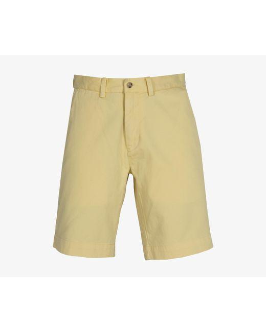 Ralph Lauren - Classic Fit Short Yellow for Men - Lyst