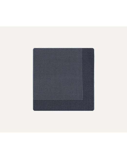 BOSS - Blue Micro Polka Dot Pocket Square Navy/white for Men - Lyst