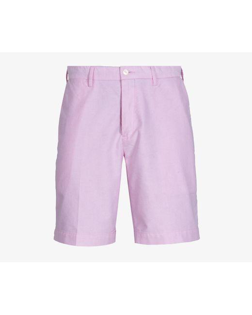 Ralph Lauren - Classic Fit Oxford Short New Rose Pink for Men - Lyst