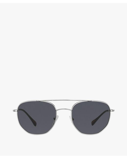 Prada | Gray Linea Rossa Spectrum for Men | Lyst