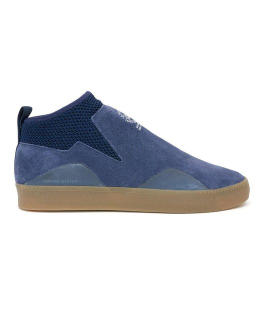 reputable site 3be21 81cfa ... Adidas - Blue 3st.002 Shoes for Men - Lyst ...