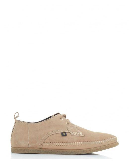 Farah | Natural Drape Low Shoes for Men | Lyst