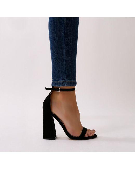 Public Desire TESS - High heeled sandals - lilac CvJBZGmV