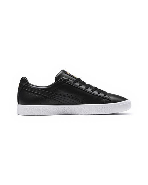 ... PUMA - Black X Tyakasha Clyde Sneakers - Lyst ... 8ceb1b24f