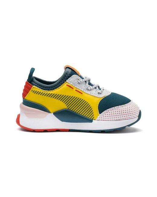 0d040bb0dfe50a ... PUMA - Blue Sesame Street 50 Rs-0 Sneakers Ps - Lyst ...