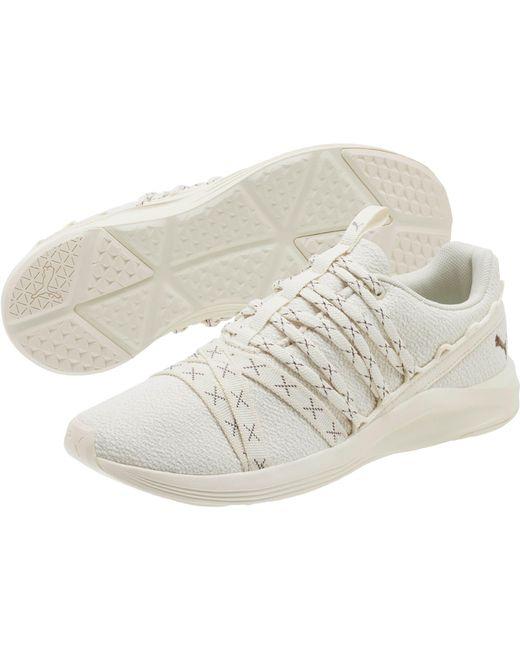 PUMA - White Prowl Alt 2 Lx Women's Sneakers - Lyst