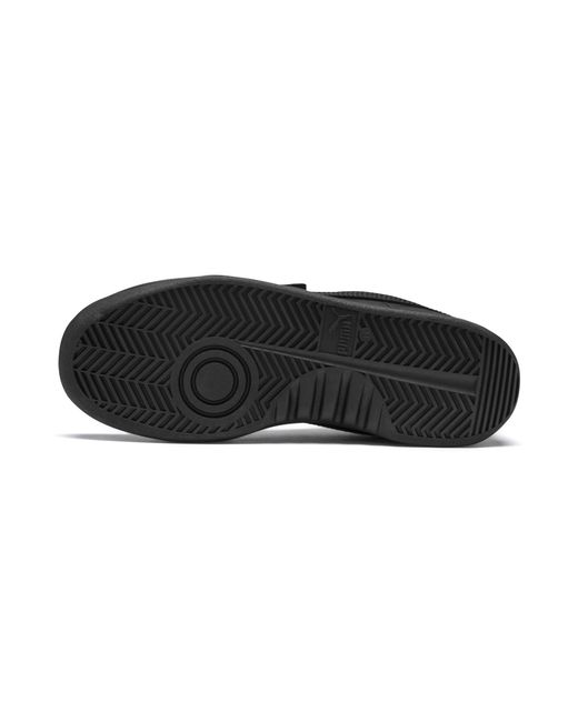 0caf33a52eae ... Lyst PUMA - Black California Exotic Women s Sneakers ...