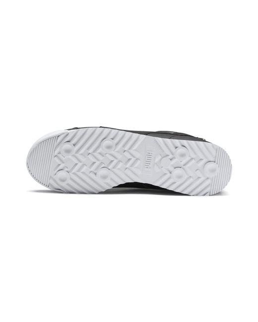db5d9d2177d340 ... Lyst PUMA - Black Bmw Mms Roma  s Sneakers for Men ...