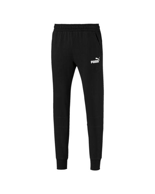 a60e6e8bde64 PUMA - Black Amplified Men s Sweatpants for Men - Lyst ...
