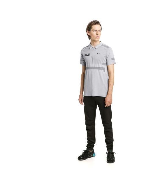 ad3bb175 ... PUMA - Multicolor Mercedes Amg Petronas Evoknit Polo for Men - Lyst ...