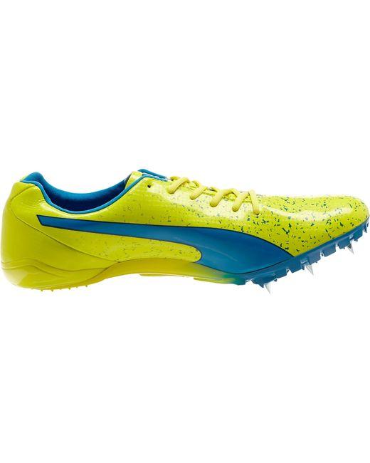 PUMA   Yellow Bolt Evospeed Electric V2 Track Spikes for Men   Lyst