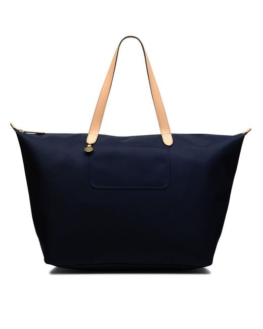 Radley - Blue Pocket Essentials Large Weekender Tote - Lyst