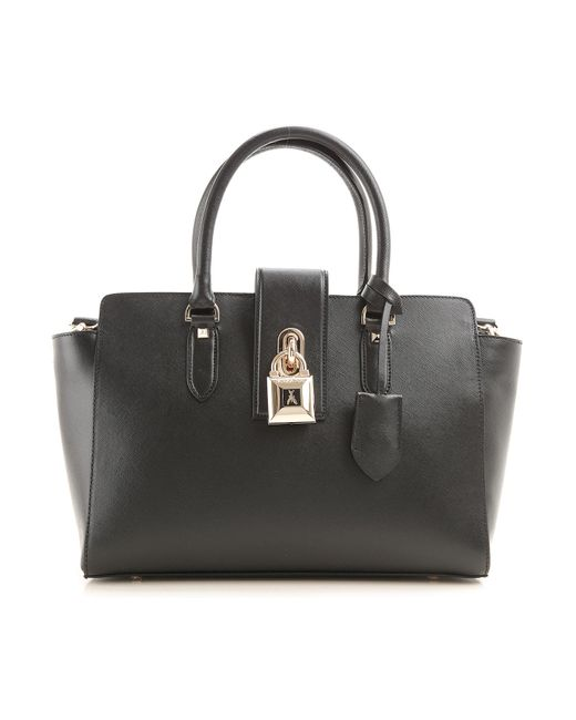 Patrizia Pepe - Black Tote Bag On Sale - Lyst