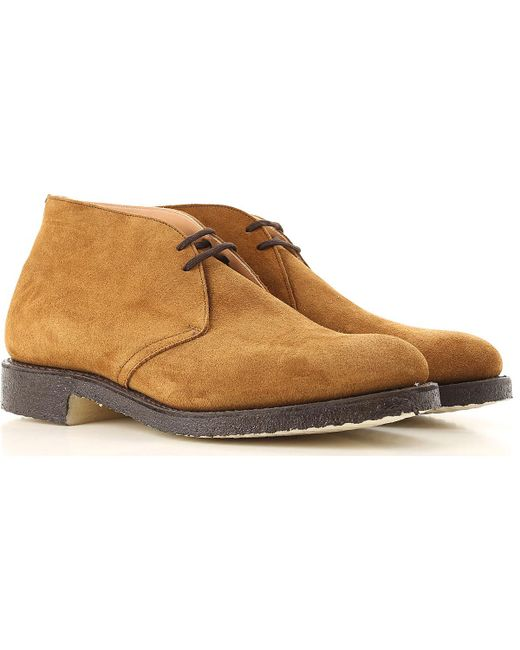 Church's - Brown Shoes For Men for Men - Lyst