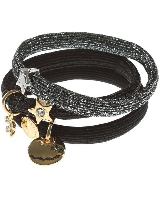 Marc Jacobs - Black Bracelet For Women - Lyst