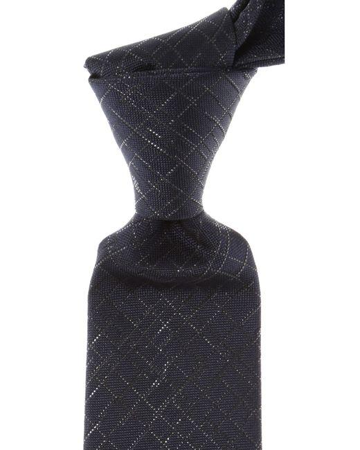 Saint Laurent - Blue Ties for Men - Lyst