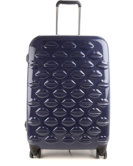 Lulu Guinness - Blue Handbags - Lyst