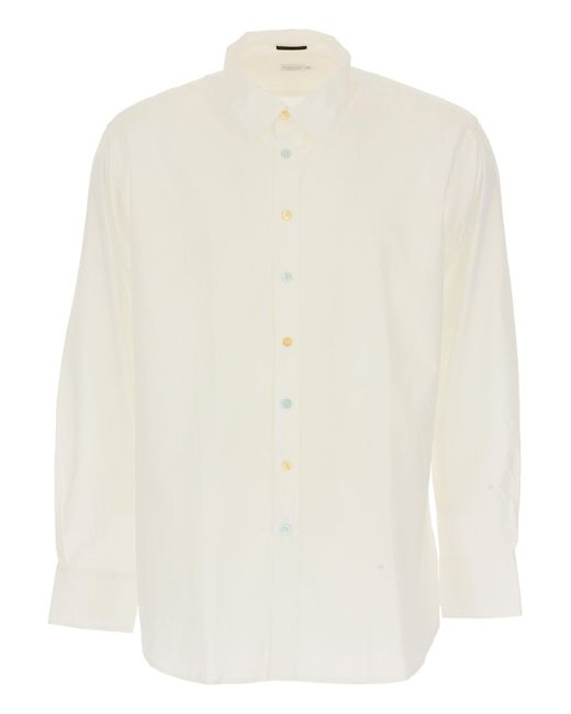 Paul Smith - White Clothing For Men for Men - Lyst