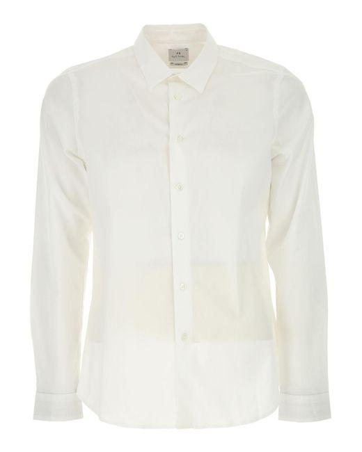 Paul Smith - White Clothing For Men for Men - Lyst