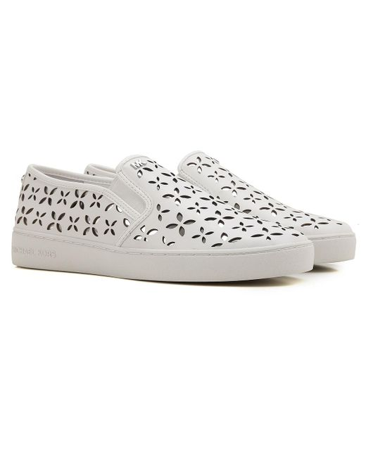 Michael Kors | White Shoes For Women | Lyst