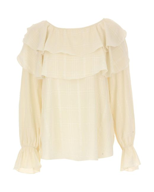 Chloé - Natural Clothing For Women - Lyst